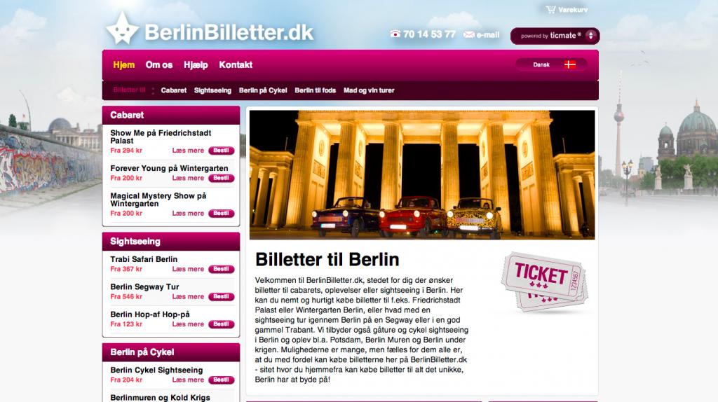Berlin-biljetter