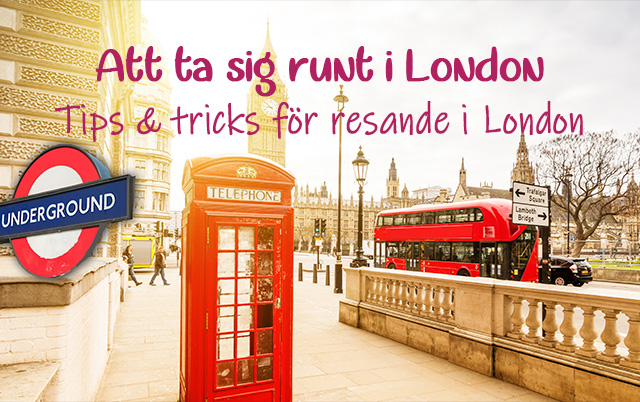 åka buss london